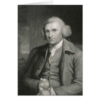 John Smeaton  from 'Gallery of Portraits' Card