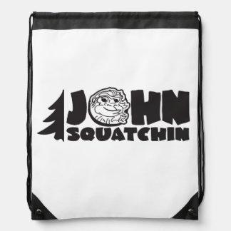 John Squatchin Bag