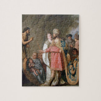 John the Baptist Preaching Jigsaw Puzzle