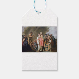 John the Baptist Preaching Pack Of Gift Tags