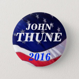 John Thune 2016 2 Inch Round Button