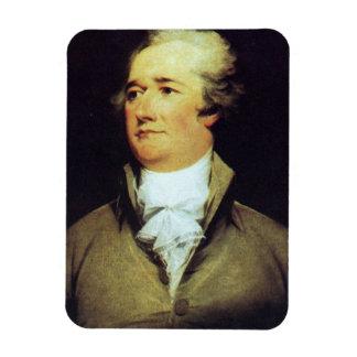 John Trumbull - Alexander Hamilton Revolutionary Rectangular Photo Magnet