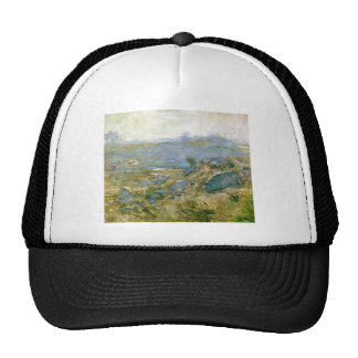 John Twachtman-November Haze (aka Upland Pastures) Trucker Hats