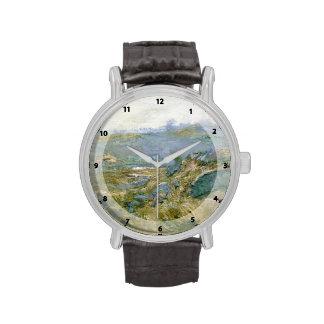 John Twachtman-November Haze (aka Upland Pastures) Watches