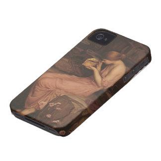 John Waterhouse- Psyche Opening the Golden Box iPhone 4 Case