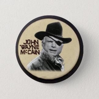 John Wayne McCain Button