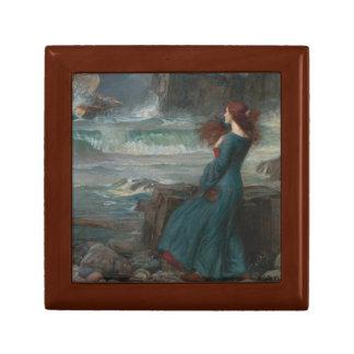 John William Waterhouse - Miranda - The Tempest Gift Box