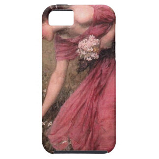 John William Waterhouse - Narcissus - Fine Art iPhone 5 Cover
