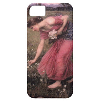 John William Waterhouse - Narcissus - Fine Art iPhone 5 Covers