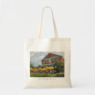 John Wright Factory Bistro Series Tote Bag