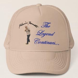 """Johnnie Bennett """"Legend"""" Hat"""