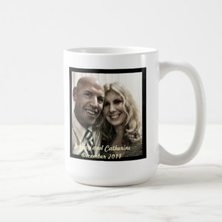 Johnny and Catherine Coffee Mug