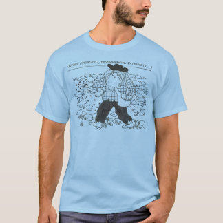 Johnny Appleseed, environmental extremist T-Shirt
