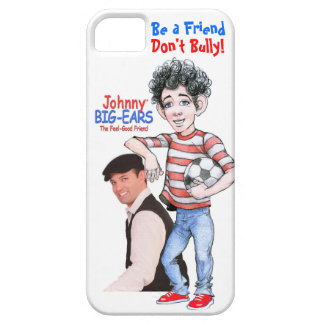 Johnny Big Ears Cell Phone Case Case For The iPhone 5