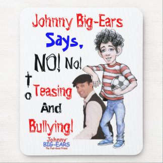 Johnny Big-Ears Mousepad