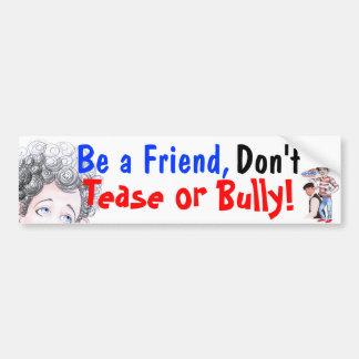 Johnny Bumper Sticker