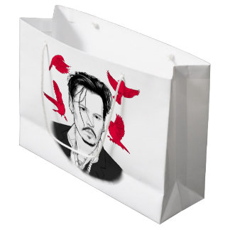 Johnny Depp Large Gift Bag