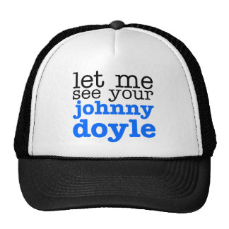 Johnny Doyle Trucker Hat