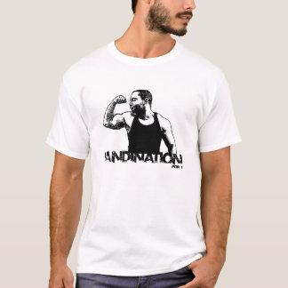 """Johnny Landin """"Landination"""" Light T-Shirt"""