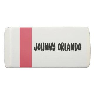Johnny Orlando Eraser