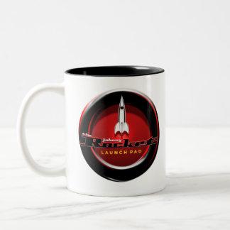 Johnny Rocket Launch Pad 11oz Space Mug