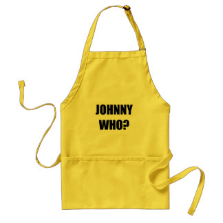 Johnny Who Standard Apron