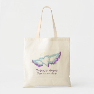 Johnny's Angels Tote Bag