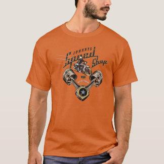 Johnnys Speed Shop 6 T-Shirt