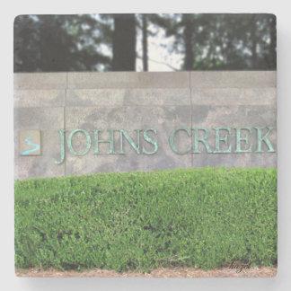 Johns Creek, Georgia, Coasters Stone Coaster