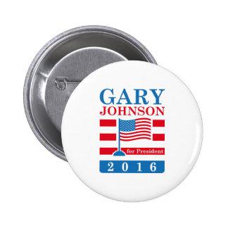 Johnson 2016 2 inch round button