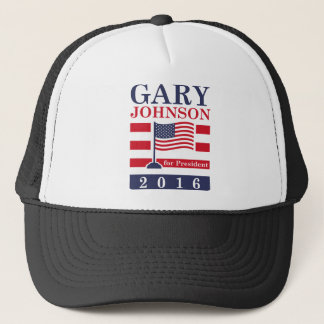 Johnson 2016 trucker hat
