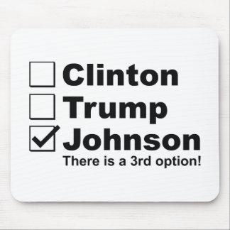 Johnson 3rd Option Mouse Pad
