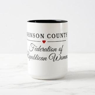 Johnson County FRW Mug