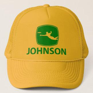 Johnson Deere Trucker Hat