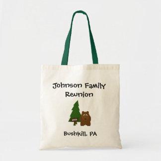 Johnson Family Reunion Tote Bag
