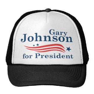 Johnson For President Trucker Hat