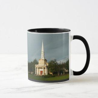 Johnson Grove Church of Christ - Steeple Rainbow Mug