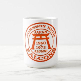 Johnson High School Japan 1960-73 Coffee Mug