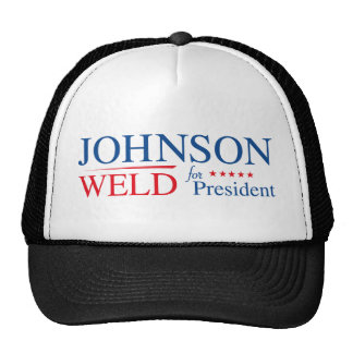 Johnson Weld 2016 Trucker Hat