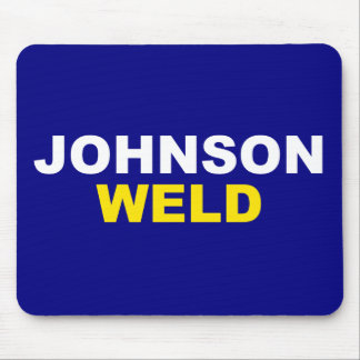 Johnson-Weld Mouse Pad