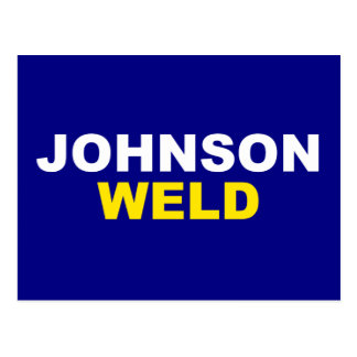 Johnson-Weld Postcard