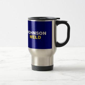 Johnson-Weld Travel Mug
