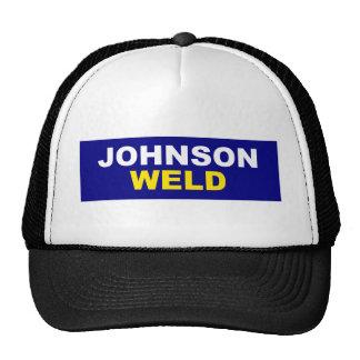 Johnson-Weld Trucker Hat