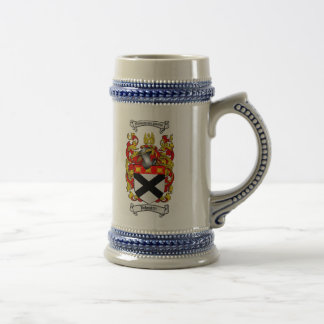 Johnston Coat of Arms Stein / Johnston Crest Stein