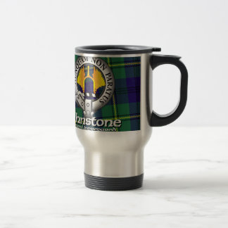 Johnston Johnstone Clan Travel Mug