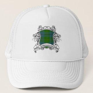 Johnston Tartan Shield Trucker Hat