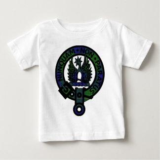 Johnstone Clan Crest Baby T-Shirt