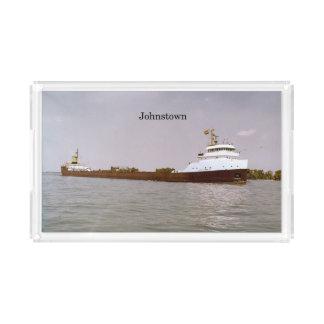 Johnstown acrylic tray
