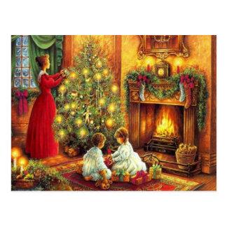 Joie de Noël Cartes Postales