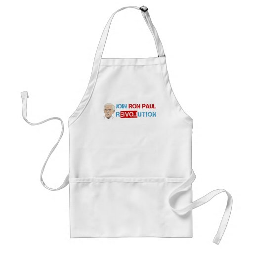 Join Ron Paul revolution Aprons